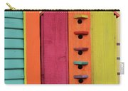 Birdhouses For Colorful Birds 5 Carry-all Pouch