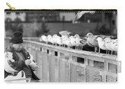 Birdman Of Lower Manhattan Carry-all Pouch