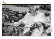 Birdman Of Wsp Carry-all Pouch