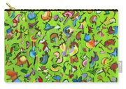 Birds And Bugs Carry-all Pouch