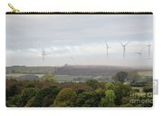 Birds And Wind Turbines  Carry-all Pouch