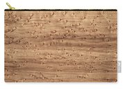 Birds-eye Pattern On Sugar Maple Wood Abstract In Nature Carry-all Pouch