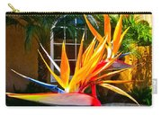 Birds In Paradise Carry-all Pouch
