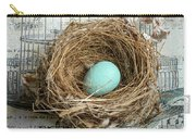 Birds Nest Carry-all Pouch
