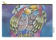 Birds Of A Feather Stick Together Carry-all Pouch