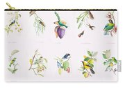 Birds Of Brazil Carry-all Pouch