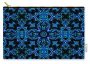 Birds Of Paradise Abstract Carry-all Pouch