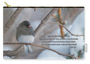 Birds Of The Air Carry-all Pouch by David Arment
