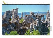 Birds On Tufa Towers-mono Lake Carry-all Pouch