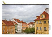 Birds Over Prague Carry-all Pouch