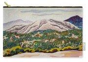 Birdseye Landscape #4 Carry-all Pouch