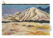 Birdseye Landscape #5 Carry-all Pouch by Dale Beckman