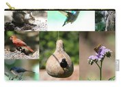 Birdsong Nature Center Collage Carry-all Pouch