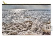 Birling Gap Waves Carry-all Pouch