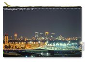 Birmingham Airport ,skyline Carry-all Pouch
