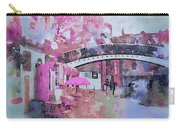 Birmingham Canal Watercolor Carry-all Pouch