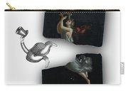 Birth Of Terpsichore Carry-all Pouch