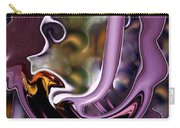 Birth Of The Phoenix Abstract Carry-all Pouch