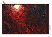Birth Abstract Art Carry-all Pouch