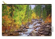 Bishop Creek In Autumn Carry-all Pouch