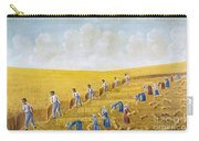 Bishop Hill Colony, 1875 Carry-all Pouch by Granger