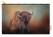 Bison At Rest Carry-all Pouch