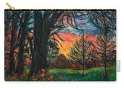 Bisset Park Sunrise Carry-all Pouch