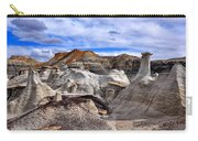 Bisti Badlands 7 Carry-all Pouch