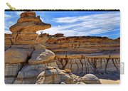 Bisti Badlands Formations - New Mexico - Landscape Carry-all Pouch