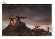 Bisti Badlands, New Mexico, Usa Carry-all Pouch