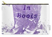 Bitches In Boots Carry-all Pouch