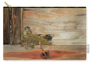 Bitty Birds Carry-all Pouch