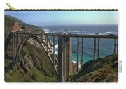 Bixby Creek Bridge 5 Carry-all Pouch