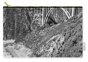 Bixby Creek Bridge Big Sur Photo  Circa 1939 Carry-all Pouch