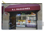 B.j. Magazines New York Carry-all Pouch