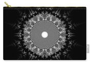 Black And White 236 Carry-all Pouch by Robert Thalmeier
