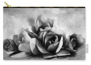 Black And White Is Beautiful Carry-all Pouch