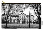 Black And White - Old Main - Widener University Carry-all Pouch