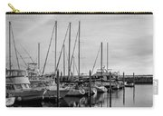 Black And White Reflections Carry-all Pouch