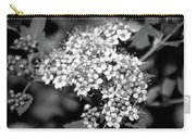 Black And White Twinkle Carry-all Pouch