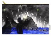 Black Angel Carry-all Pouch