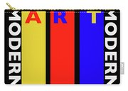 Black Art Carry-all Pouch