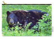 A Florida Black Bear Carry-all Pouch