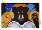 Black Bear Seraphim Carry-all Pouch