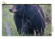 Black Bear Yellowstone Np_grk7085_05222018 Carry-all Pouch