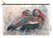 Black Bellied Whistling Duck Carry-all Pouch