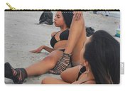 Black Bikinis 10 Carry-all Pouch