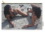 Black Bikinis 11 Carry-all Pouch