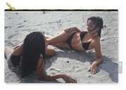 Black Bikinis 12 Carry-all Pouch