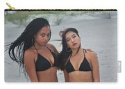 Black Bikinis 2 Carry-all Pouch